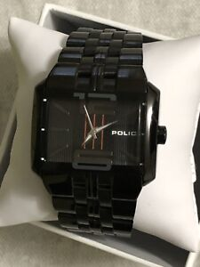 """Police"" Brand Designer Watch"