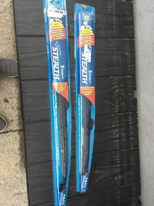 """Michelin Car Wipers (19"""" and 22"""") - New"""