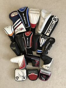Golf Club Head Covers (Brand New)