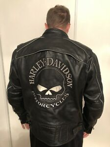 Leather harley jacket 400$ OBO