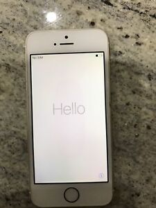iPhone 5S Gold 32GB Thebarton West Torrens Area Preview