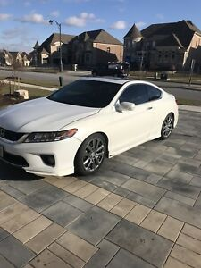 2013 HFP HONDA ACCORD COUPE 6 SPEED MANUAL
