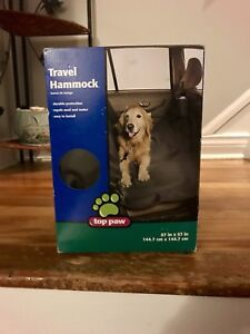 Travel Hammock for pets from petsmart
