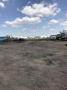 .35Acre For Rent  Offer Parking and Storage Space!