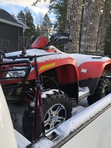 2005 Arctic cat 550