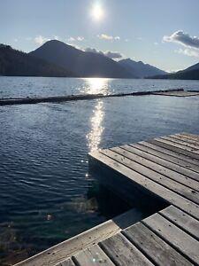 Sproat Lake rental