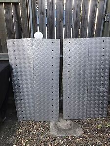 Checker Plate sheets x 4 Manly West Brisbane South East Preview