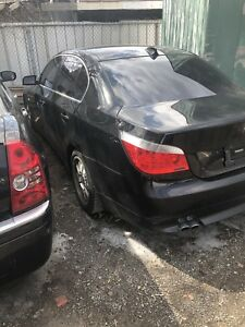 2005 bmw 530i parting out