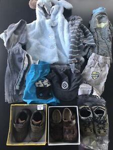 Baby Boy Size 6-12 Month Clothes