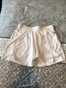 Women's White Skorts - Mint Condition - Size XS