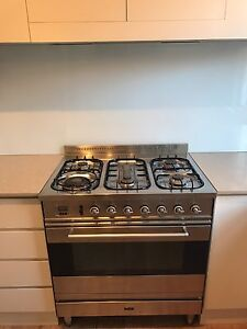 Ilve stand alone gas cooker hob oven 800 Lilyfield Leichhardt Area Preview