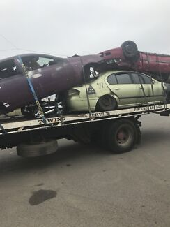 Wanted: free old scrap  car removal and bus tractor truck