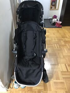 City Select -Double stroller with glider board