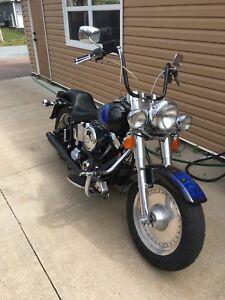 92 Harley Fatboy $8000 OBO