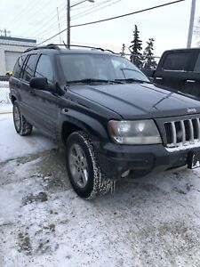2004 Jeep/Grand Cherokee-Special Edition
