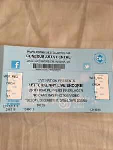 Two tickets to Letterkenny