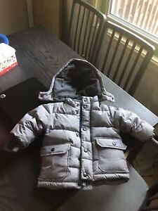 EUC condition 12-18 months Baby Gap winter jacket