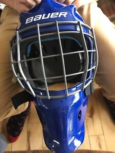 Goalie Jr goalie mask