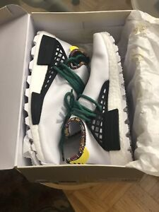 Adidas NMD Human Race UNDER RETAIL, size US 8