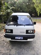 Toyota Campervan with Rego Chippendale Inner Sydney Preview