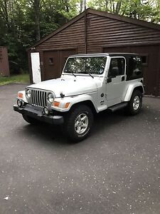 2003 Jeep Tj  SOLD Pending Pick up