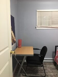 Room for rent in main level of the house