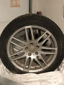 Mags & Studded Winter Tires