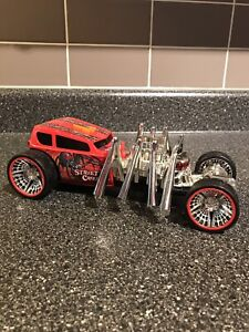 EUC Spider-man race car