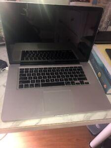 MacBook Pro - 2009