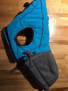 Petit manteau d'hiver pour petit chien
