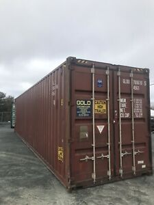 20'/40' STORAGE CONTAINERS SEA CANS SHIPPING CONTAINER