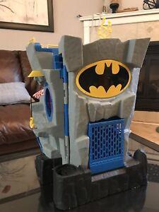 Batman batcave