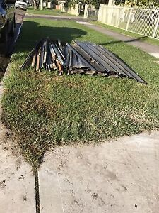 Free scrap metal or fence Liverpool Liverpool Area Preview