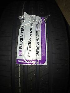 Nexen brand new tires ! 275 45 r 20