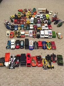 Toy Vehicles/Hotwheel Lot