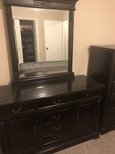 Dressers and side tables
