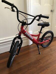 "Balance bike - Strider 16"""
