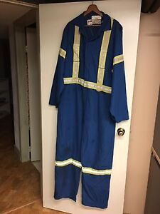Nomex Safety Reflective coveralls