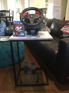 PS4/PS3 Racing Wheel and Game