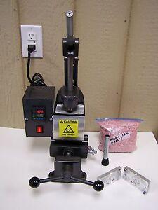 Hobby Business Plastic Injection Molding Machine Molder