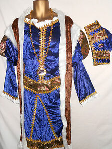 BNWT Henry VIII / Historical / Medieval /Tudor Fancy dress Costume XL New