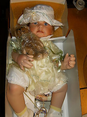 Paradise Galleries My Little Miracle Collection CATHERINE Realistic Baby Doll