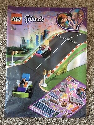 LEGO FRIENDS 5005238 PET GO-KART RACERS POLYBAG NEW AND SEALED