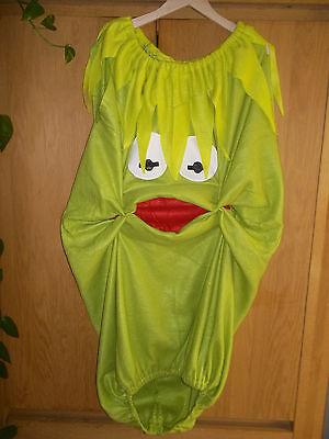 Muppet Show Kermit der Frosch Karnevalskostüm Fasching Karneval NEU
