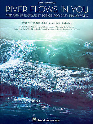 River flows in You and other eloquent Songs :  for easy piano EAN: 9781495000287