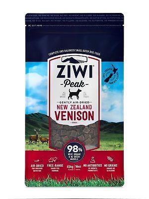 ZiwiPeak Venison Dog Cuisine (16 oz.)
