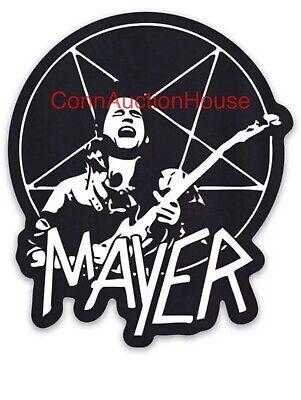 Grateful Dead & Company John Mayer Slayer Sticker Not Bob Weir Shirt (Novelties Company)