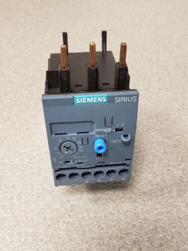 SIEMENS SIRIUS Solid-State Overload Relay S00
