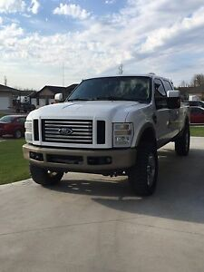 2008 King Ranch F350 Single Turbo