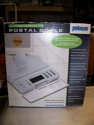 Pelouze Digital Postal Scale Model Ps20dl Great Buy